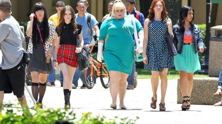 Fashion Trends 2021: The boots Beca Mitchell (Anna Kendrick) in Pitch Perfect 2