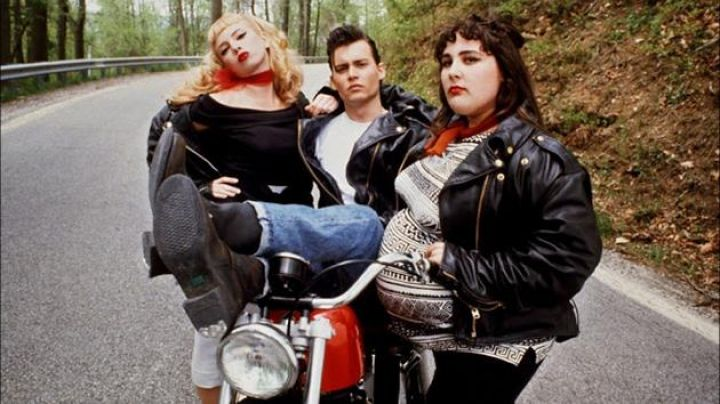 The boots Wade Walker (Johnny Depp) in Cry Baby movie