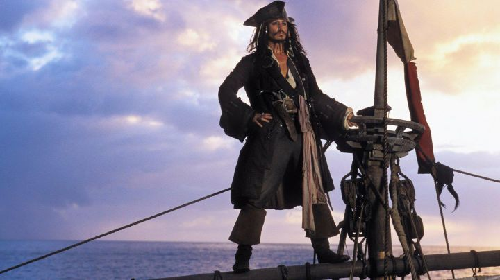 Fashion Trends 2021: The boots of Jack Sparrow (Johnny Depp) in Pirates of the Caribbean