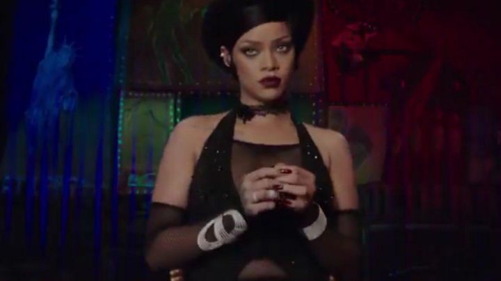 The bracelet APM Monaco Bubble (Rihanna) in Valérian and the City of ten thousand planets