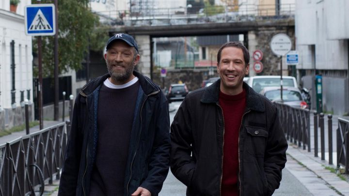 The cap of the New York Yankees of Bruno (Vincent Cassel) in Non-standard Movie