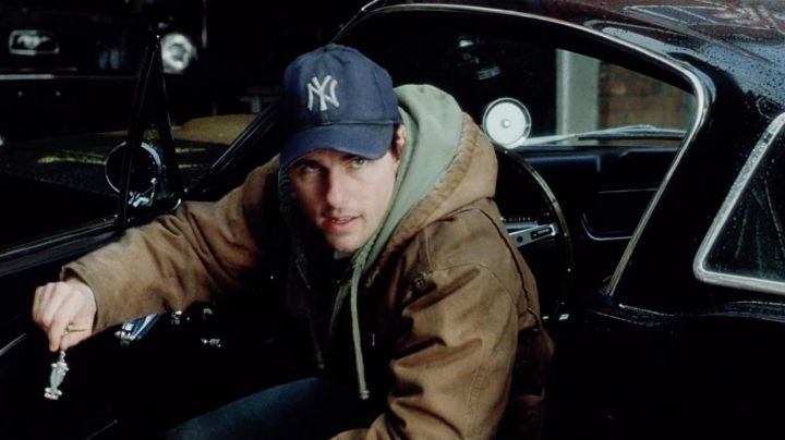 The cap of the New York Yankees of Ray Ferrier (Tom Cruise) in War of The Worlds movie