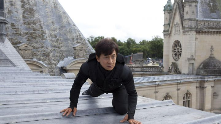 The castle of Chantilly in Chinese Zodiac (Jackie Chan) - Movie Outfits and Products