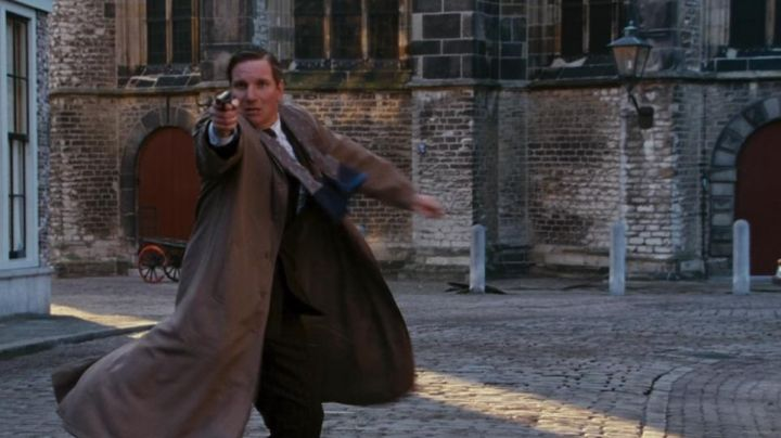 The church of Our Lady of Dordrecht in the netherlands at the scene of the shooting of Black Book - Movie Outfits and Products