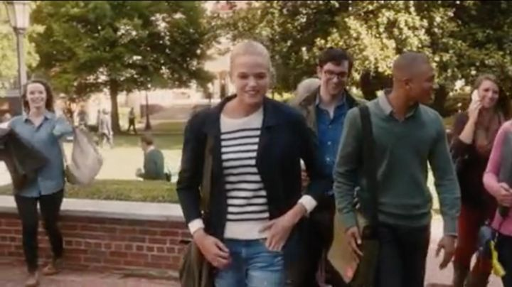 Fashion Trends 2021: The clearance of Jade Butterfield in endless Love