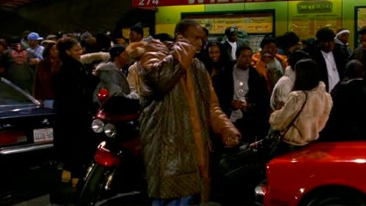 The coat Louis Vuitton Alpo Martinez x Dapper Dan Rico (Cam ' ron) in Paid in full movie