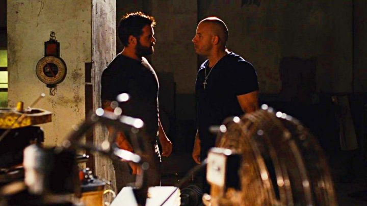 The collar of Dominic Toretto in Fast and Furious 7 - Movie Outfits and Products