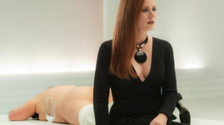 The collar of Susan (Amy Adams) in Nocturnal Animals - Movie Outfits and Products