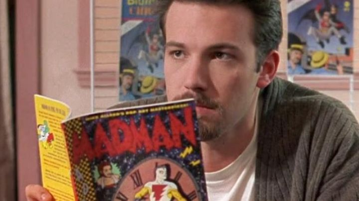 The comics that reads Holden McNeil (Ben Affleck) in Chasing Amy movie