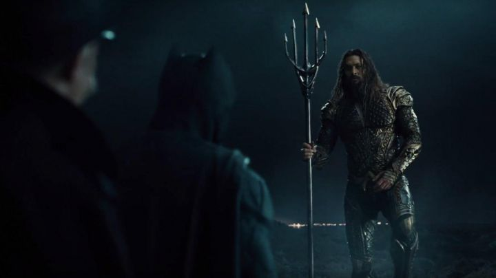 The complete costume of Aquaman (Jason Momoa) in the Justice League - Movie Outfits and Products