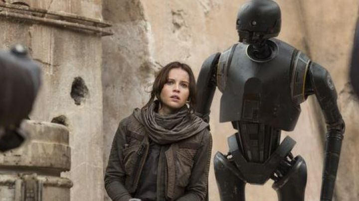 The complete outfit of Seal Droid in Rogue One : A Star Wars Story - Movie Outfits and Products