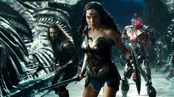 Fashion Trends 2021: The corset of Wonder Woman (Gal Gadot) Justice League
