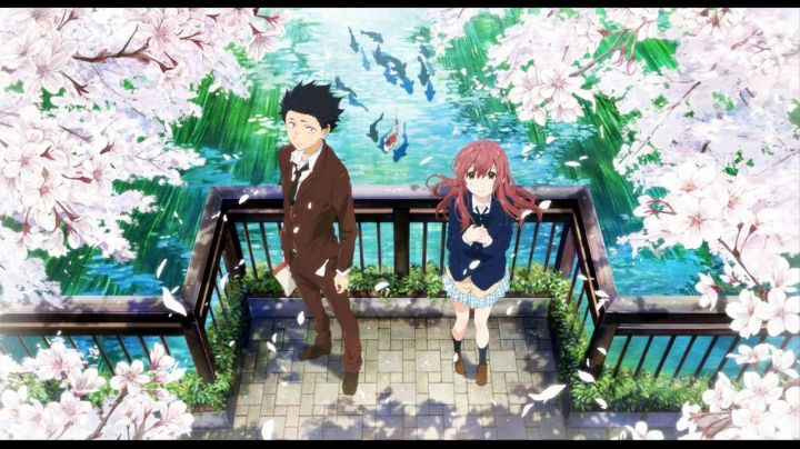 The cosplay Shoko in A silent voice - Movie Outfits and Products