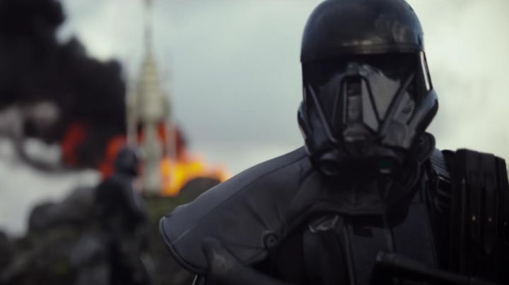 Fashion Trends 2021: The costume of Death Troopers in Star Wars : Rogue One