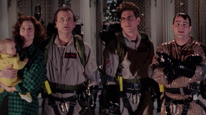 Fashion Trends 2021: The costume of Ghostbuster as in S. O. S. Fantômes 2