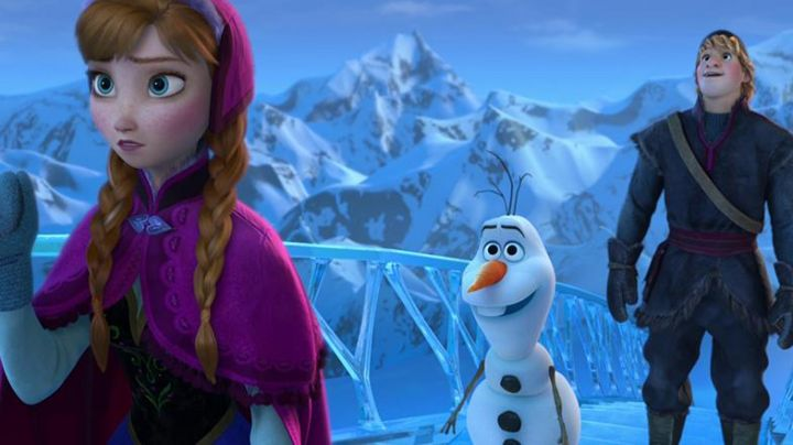 The costume of Kristoff in The snow queen - Movie Outfits and Products