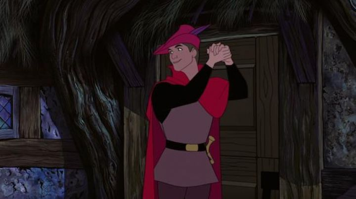 The costume of Prince Philip in sleeping beauty - Movie Outfits and Products