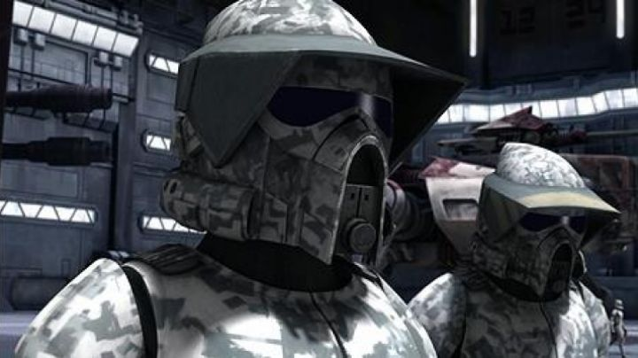 Fashion Trends 2021: The costume of the Advanced Recon Force Troopers in Star wars : The Clone Wars