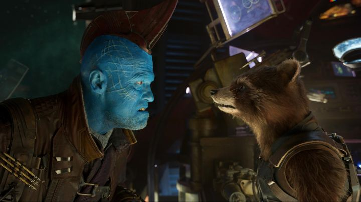 The darts of the uniform of Yondu Udonta (Michael Rooker) Guardians Of The Galaxy 2 - Movie Outfits and Products