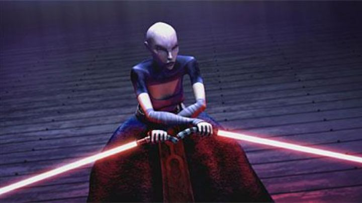Fashion Trends 2021: The disguise Asajj Ventress in Star Wars : The Clone Wars