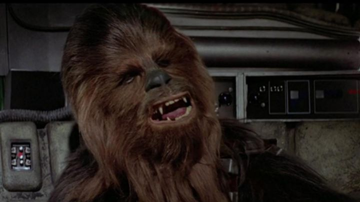 The disguise (mask + head) Chewbacca in Star wars - Movie Outfits and Products