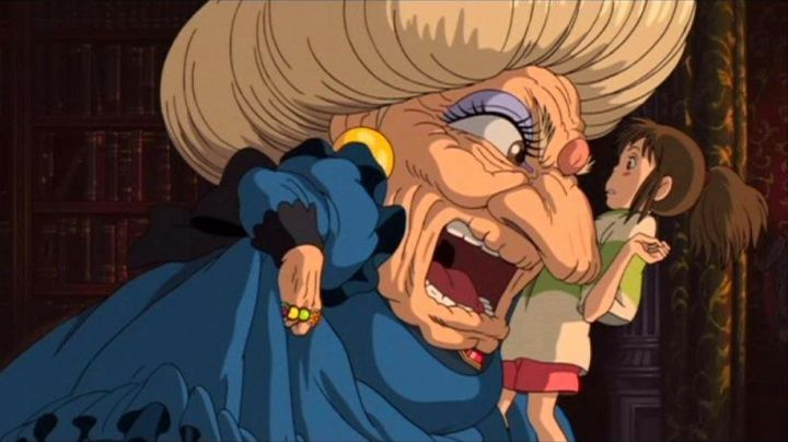 The disguise of Yubaba in spirited away - Movie Outfits and Products
