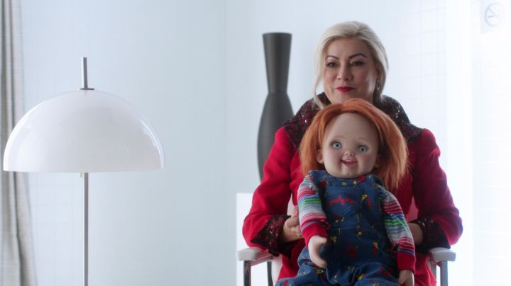 The doll Chucky in the movie The return of Chucky - Movie Outfits and Products