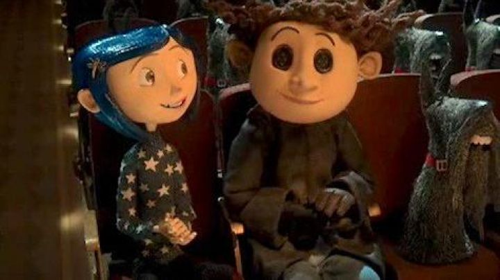 The Doll Of The Other Not Bowl In The Animated Film Coraline Movie