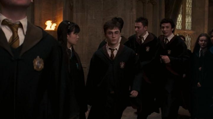 Fashion Trends 2021: The dress Gryffindor Harry Potter (Daniel Radcliffe) in Harry Potter and the order of the Phenix