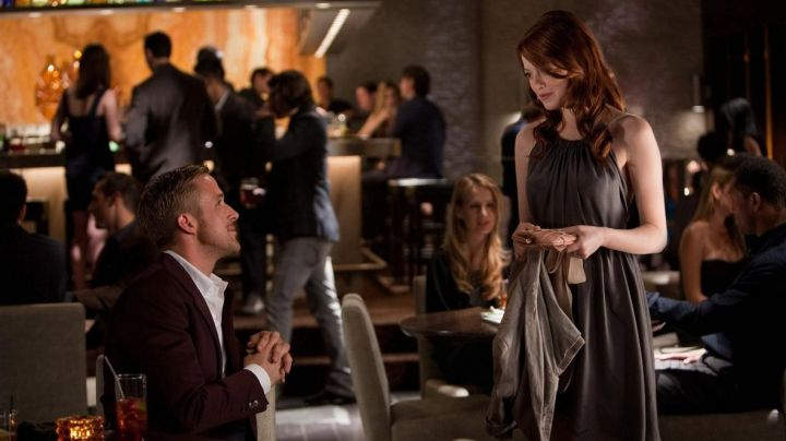 Fashion Trends 2021: The dress Hannah Weaver (Emma Stone) in Crazy, Stupid, Love