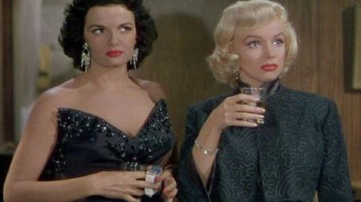 Fashion Trends 2021: The dress of Jane Russell in gentlemen prefer blondes