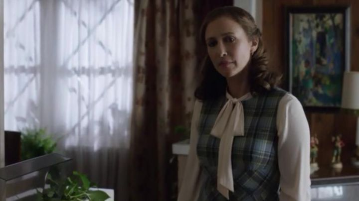 Fashion Trends 2021: The dress of Lorraine Warren (Vera Farmiga) at the end of the Conjuring 2
