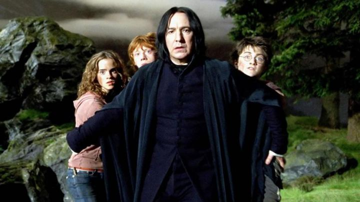 Fashion Trends 2021: The dress of the wizard of Severus Rogue (Alan Rickman) in Harry Potter and the half-Blood prince