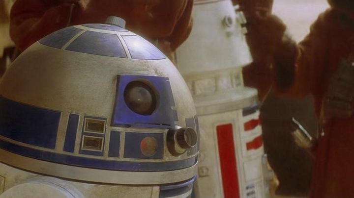 Fashion Trends 2021: The droide R5-D4 in Star wars