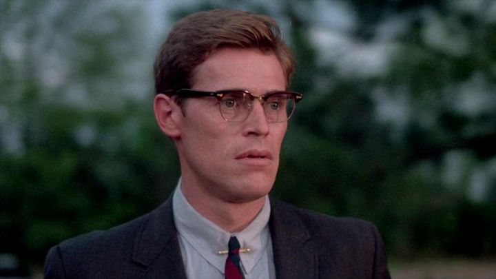 The eye glasses worn by Ward (Willem Dafoe) in Mississippi Burning Movie