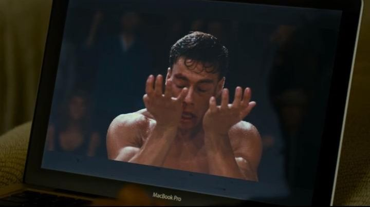 The film Bloodsport that looks Grégory Van Huffel (as Philippe Lacheau) in Alibi.com - Movie Outfits and Products