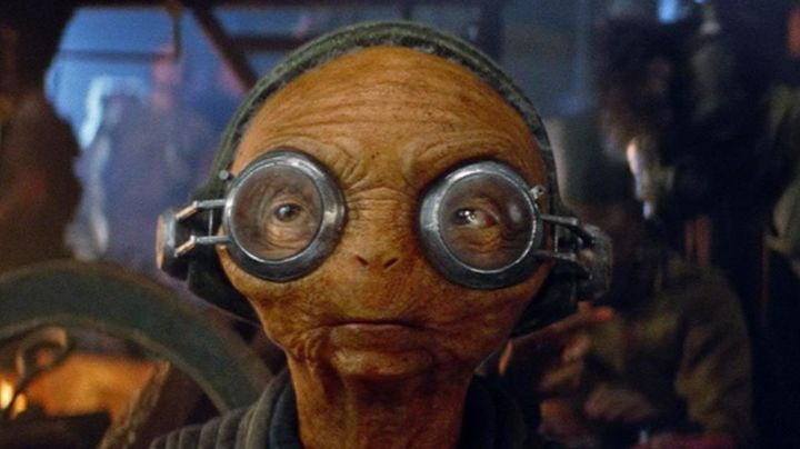 Fashion Trends 2021: The glasses Maz Kanata in Star Wars VII : The awakening of the Force
