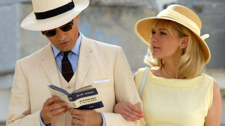 Fashion Trends 2021: The guide of Athens, transported by Viggo Mortensen in The Two Faces of January