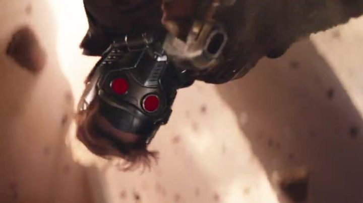 The  guns Star Lord (Chris Patt) in Avengers : Infinity War - Movie Outfits and Products