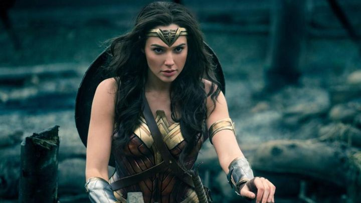 The harness with the lasso of Wonder Woman (Gal Gadot) in Wonder Woman Movie