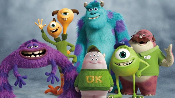 The hat Monster University Mike as a young Monster Academy