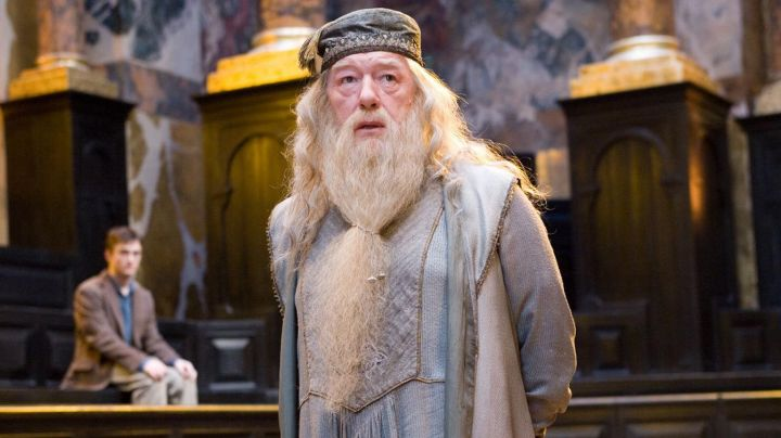 The hat from Albus Dumbledore (Michael Gambon) in Harry Potter and the order of the phenix - Movie Outfits and Products