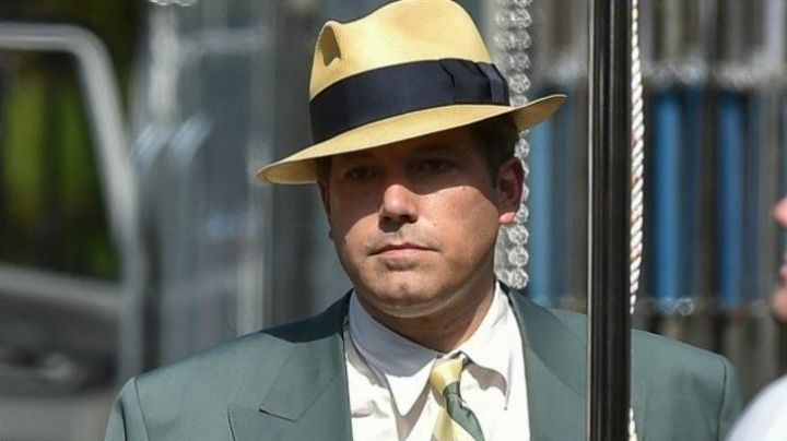The hat of Joe Coughlin (Ben Affleck) in Live by Night movie