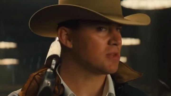 The hat of Tequila in the movie Kingsman : The Golden Circle - Movie Outfits and Products