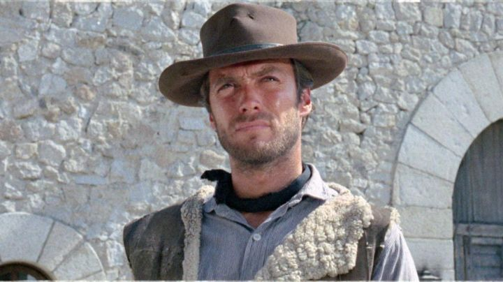 The hat of cow-boy of the Penguin / Monco (Clint Eastwood) in a Fistful of Dollars movie
