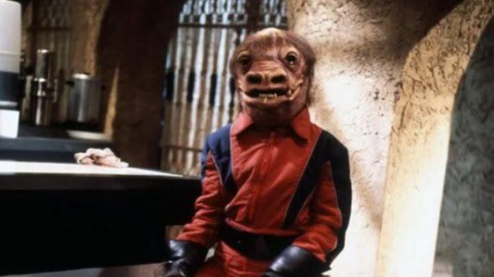 Fashion Trends 2021: The head size of Snaggletooth in the Star Wars IV : A new hope
