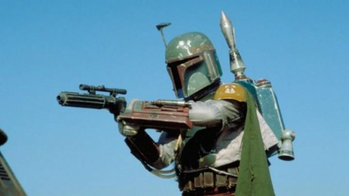 The headlines armies of Boba Fett in Star Wars VI : return of The Jedi - Movie Outfits and Products