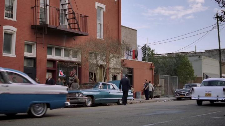 The home of the New York-Tony Lip (Viggo Mortensen) in reality is 107 S Cypress St in Hammond