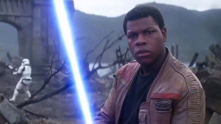 The jacket Finn (John Boyega in Star Wars 7 - Movie Outfits and Products