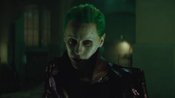 Fashion Trends 2021: The jacket bordeaux of the Joker (Jared Leto) in Suicide Squad